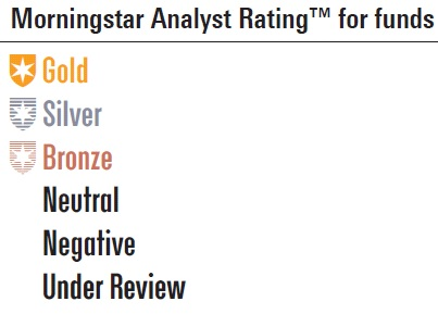 Morningstar Analyst rating